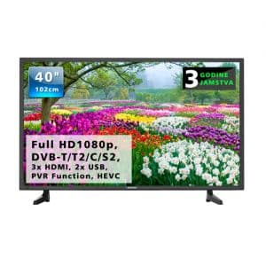 televizor blaupunkt 40 full hd led tv
