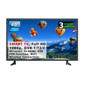 televizor blaupunkt 40 smart tv full hd tv